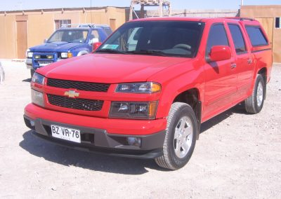 4-CHEVROLET COLORADO
